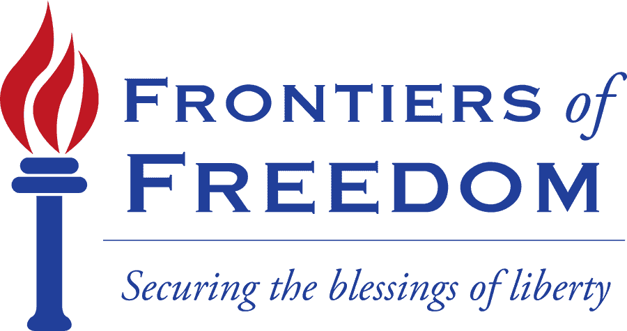 Frontiers of Freedom Logo Mobile