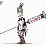 Obamacare Needle