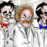Scientists Cartoon
