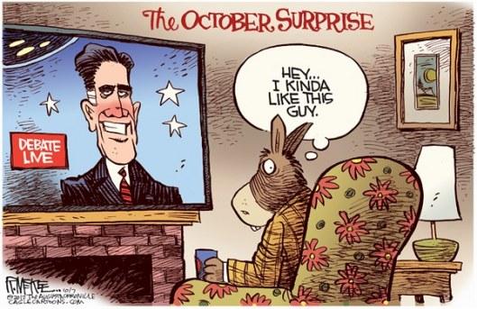 Romney Likable Surprise