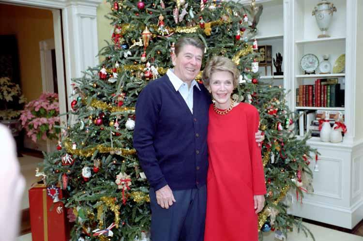 Ronald Reagan's Christmas Messages - Ronald Reagan's Christmas Messages - Frontiers Of Freedom