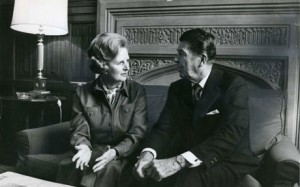 Margaret Thatcher S Eulogy For President Reagan Frontiers Of Freedom