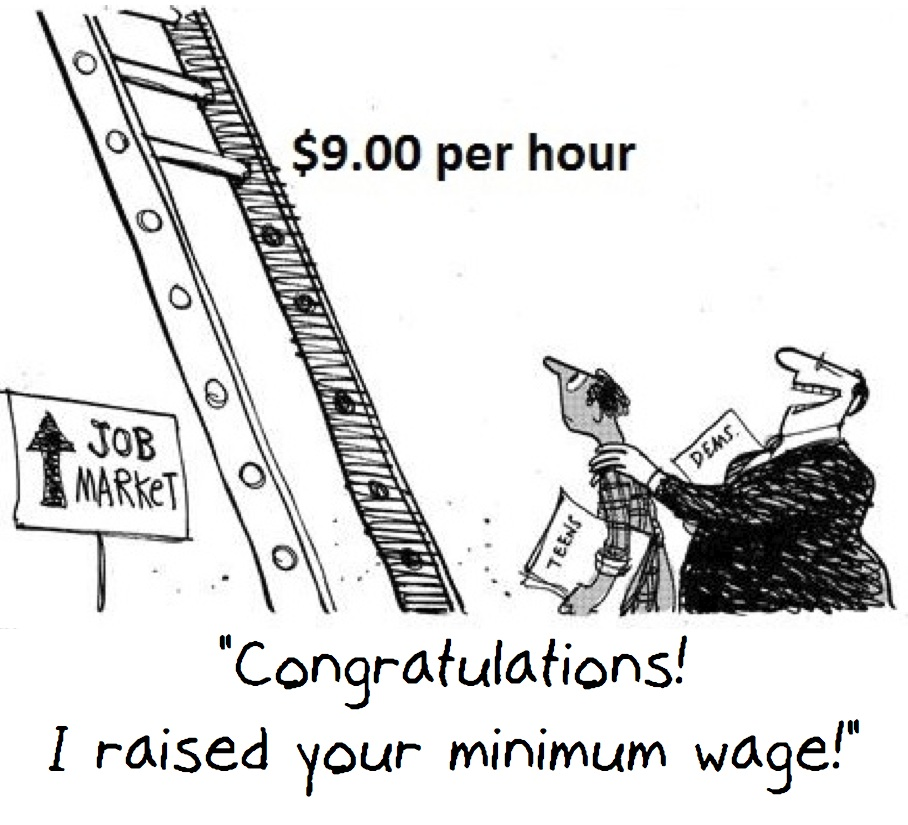 government raising minimum wage Raising minimum wage could also cause inflation, since business  but there  still should be a minimum wage set by the federal government.