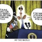 Obama Benghazi Blame Me