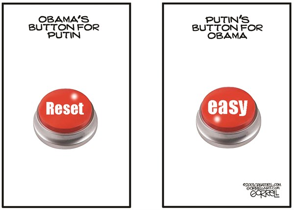Reset Putin Russia Obama Weakness