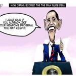 Obama Iran Nuke Deal, nuclear