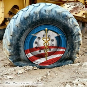 obamacare tire mud
