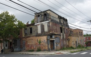 Poverty Urban Blight