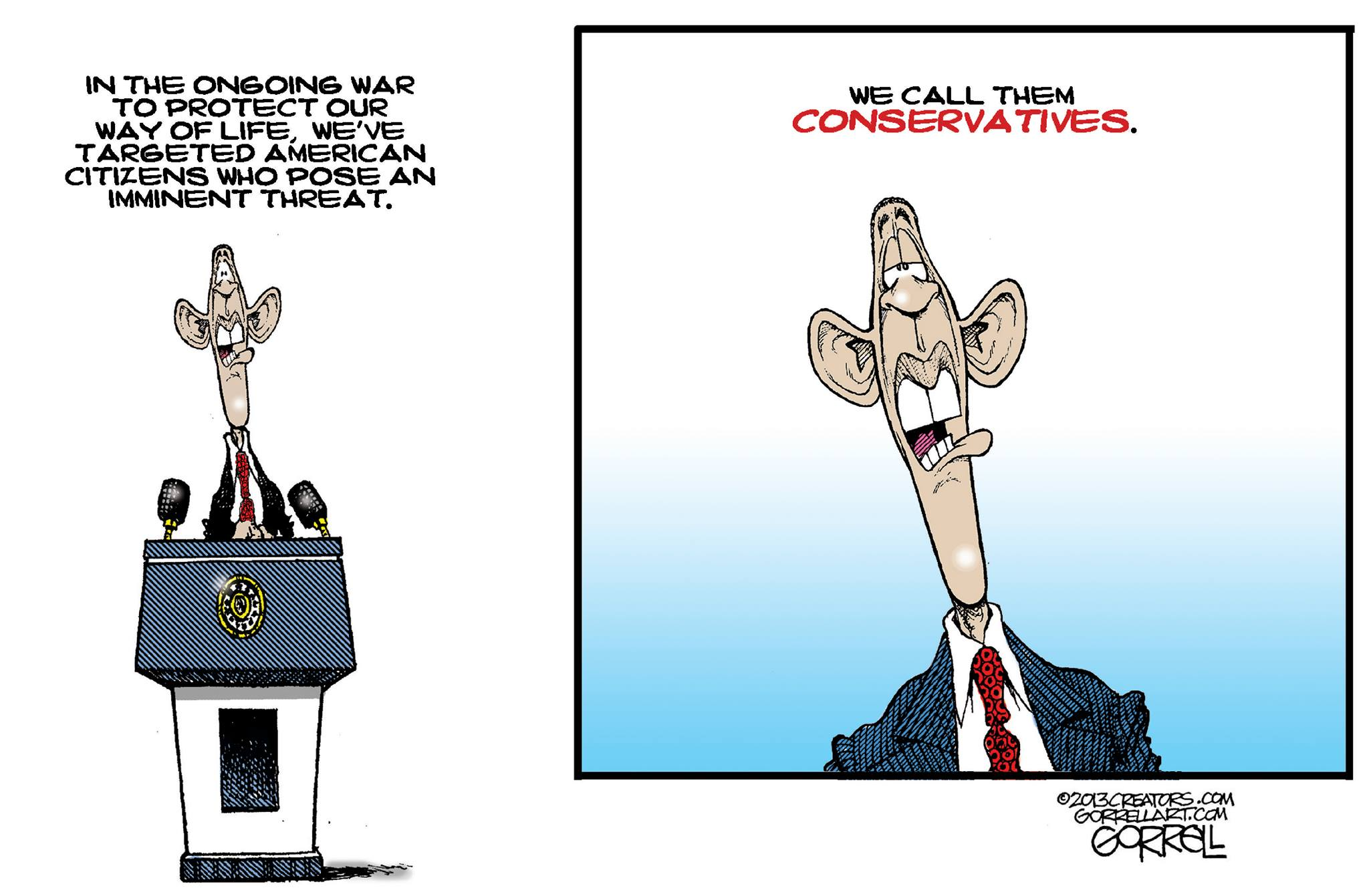 IRS Scandal Obama Targeting Conservatives
