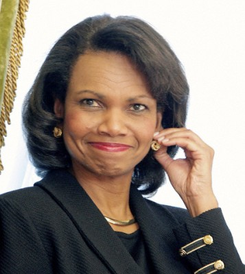 condi rice blasts obama on weakness leadership frontiers of freedom