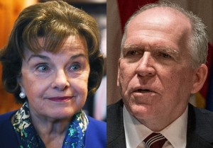 Feinstein Brennan CIA Spying