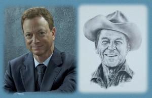 Sinise & Reagan