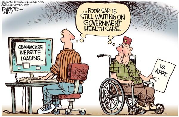 The Va Is Socialist Health Care Paradise Frontiers Of