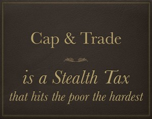 Cap Trade Stealth Tax