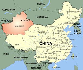 Xinjiang Chinas Struggle to Sinicize Its UnChinese Providence