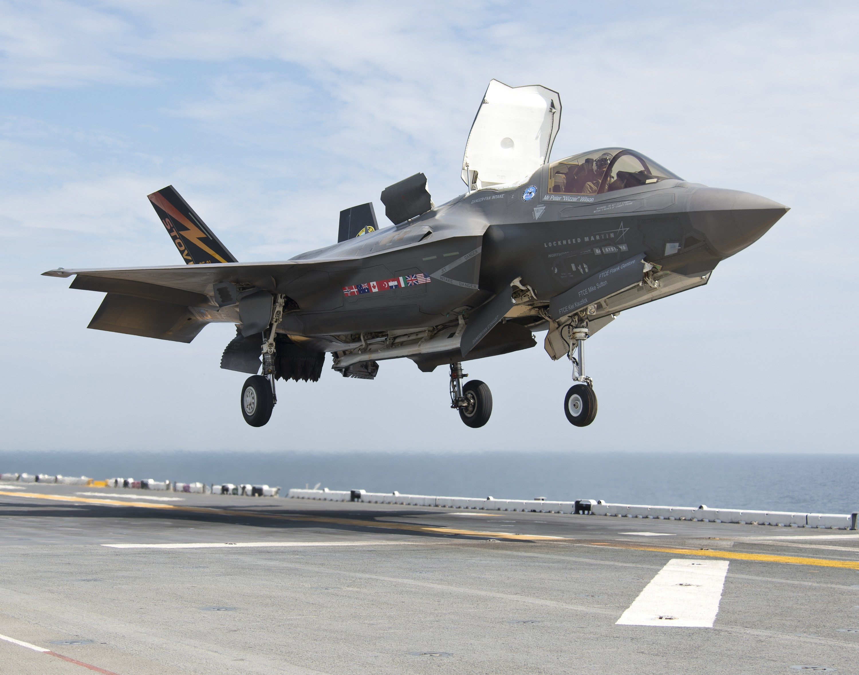 US Adversaries Closing Gap With American Aircraft Capabilities