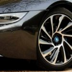 bmw wheel shot