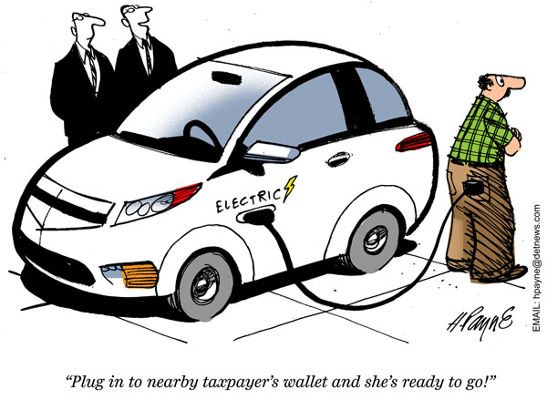 Don T Extend The Electric Vehicle Tax Break End It